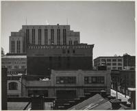 Looking west from rooftop of 135 Jackson Street, Appraisers Building, San Francisco