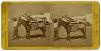 Eadweard Muybridge stereographs of the Modoc War