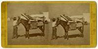 Eadweard Muybridge stereographs of the Modoc War