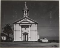 Church, Half Moon Bay, San Mateo County