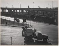 Truck ramp approach, San Francisco-Oakland Bay Bridge, San Francisco