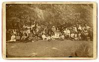 Del Valle family, Rancho Camulos, Ventura County