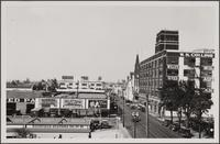 Looking west from corner of 11th Street on third floor of Western Auto Supply Co.