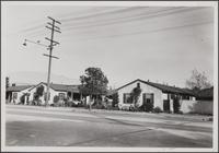 Mexican residences, Broadway Court, 920 South Broadway, Pasadena