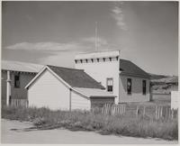 I.D.E.S. Hall and fairgrounds, Pescadero, San Mateo County