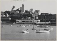 View toward Aquatic Park from San Francisco Bay