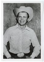 Rodeo star Eddy Akridge in Hesperia, California