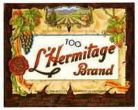 L'Hermitage Brand, Elk Grove Winery, Elk Grove