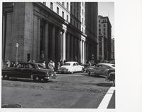 Montgomery and California Streets, San Francisco