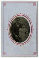 Reginaldo F. del Valle with child