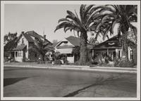 North side of East Adams Boulevard between Naomi and Hooper Avenues; good Negro houses
