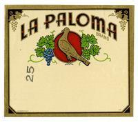 La Paloma Brand
