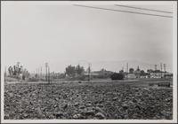 Felt Works, looking north from Commomwealth and Date Avenues, Alhambra
