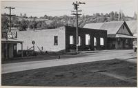 Main Street, Coulterville, Mariposa County, California