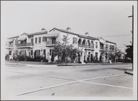 Multi-family house (6 flats) Northeast corner, 4th Avenue, West 42nd Street