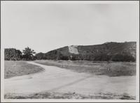 Firebreak and Five Oaks, east of Verdugo Road, Glendale