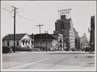 North side of 5th Street between Fremont Avenue and Figueroa Street