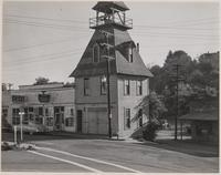 Fire house, Auburn, Placer County, California