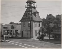 Fire house, Auburn, Placer County, California