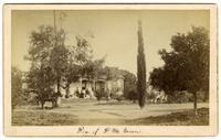 Residence of P.M. Green