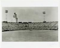 Seals Stadium, 15 September 1957, the last afternoon of P.C.L. baseball in San Francisco