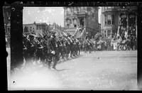 Decoration Day procession, San Francisco