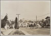 Looking north from Boulder and Sloat Streets, Brooklyn Heights