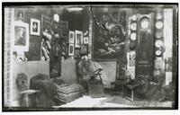 Studio of Charles Rollo Peters