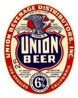 Union Beer, Union Beverage Distributors, Inc., Los Angeles
