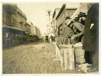 Merchants in Chinatown, San Francisco, before 1906