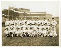 Oakland Oaks of the Pacific Coast League