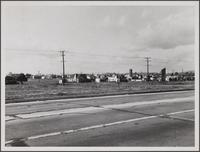 Open residential area west of Atlantic Boulevard