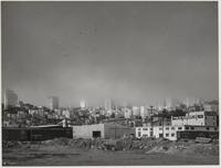 Looking toward Bay Street, San Francisco