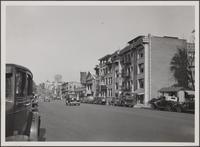 Alvarado Street from north of 8th Street, looking north