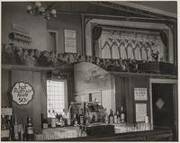 Mural in Brewery showing auditorium, Benicia, Solano County, California