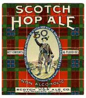 Scotch Hop Ale, Scotch Hop Ale Co., San Francisco