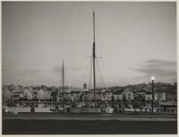 Yacht harbor, San Francisco