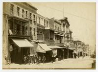 Street in Chinatown, San Francisco, before 1910