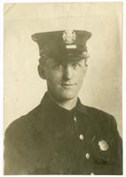 R.E. Dunn, fire fighter, Los Angeles Fire Department