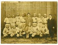 Oakland Baseball Club, 1908