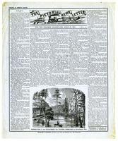Pictorial News Letter of California. For the Steamer Golden Age, April 20, 1858. No. 3.