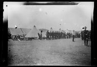 Troops at Camp Merritt, San Francisco