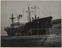 SS Plymouth Victory, San Francisco