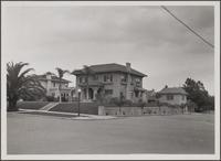 Northeast corner of 1st Street and Van Ness Avenue