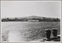 Overlooking San Pedro from General Petroleum Co.'s wharf
