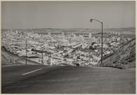 Clipper Street looking toward downtown San Francisco