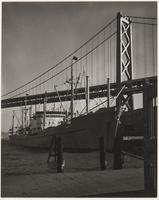 Norwegian cargo ship, Sunnyville, Embarcadero, San Francisco