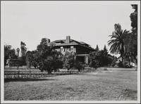 Southwest corner of Madison Avenue and Villa Street, Pasadena