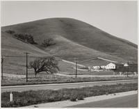In the vicinity of Gilroy on US Route 101, Santa Clara County