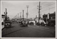 Los Angeles, west of old city limits, Vermont Avenue north of San Marino Street